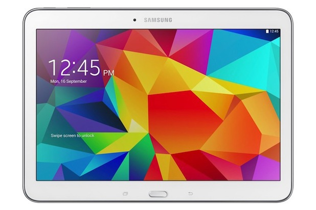 Samsung's Galaxy Tab 4 Android slate