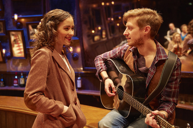 Arthur Darvill in The West End Cast of 'Once'.