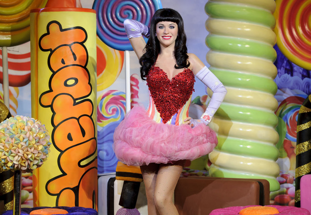 Katy Perry at Madame Tussauds