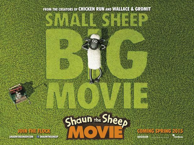 Shaun the Sheep poster