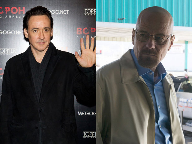 John Cusack & Bryan Cranston in Breaking Bad