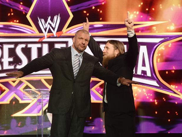 Triple H, Daniel Bryan