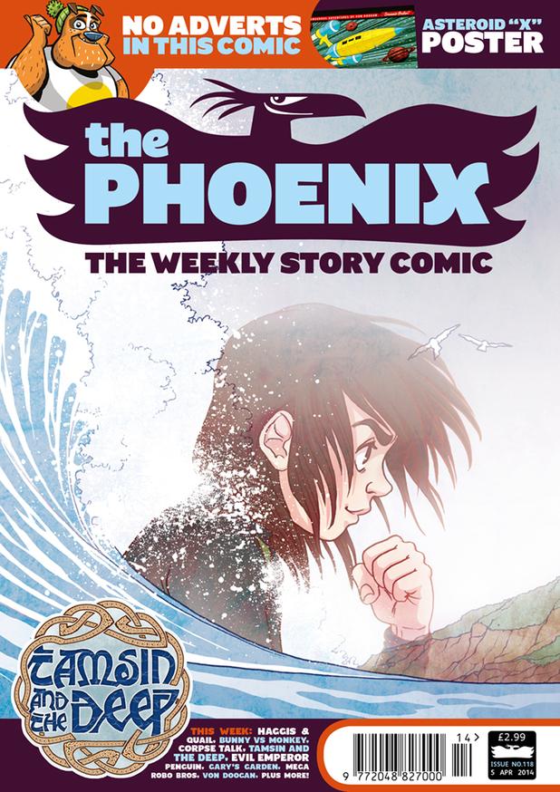 The Phoenix #118