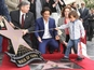 Orlando Bloom unveils Walk of Fame star