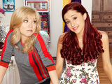 Sam & Cat starring Ariana Grande and Jennette McCurdy