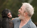 Digital Spy brings you the cutest pictures of cheeky chimps from Monkey Planet.