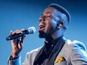The Voice UK winner draws comparisons to the prime minister.