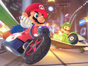 Watch the new Bowser's Castle, Rainbow Road and more from Mario Kart 8.