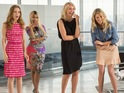 Leslie Mann, Nicki Minaj, Cameron Diaz, Kate Upton in The Other Woman