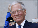 Letterman's late night chat show rivals praise the outgoing CBS presenter.