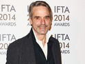 Jeremy Irons teases a very different Alfred in Batman v Superman: Dawn of Justice.