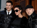 "Italian fashion duo say Beckham came to fashion ""after many, many, many different things""."