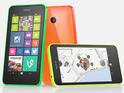 The Nokia Lumia 630 is available with a 3G dual-SIM.