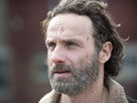 AMC's zombie drama The Walking Dead scores three wins.