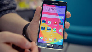 Samsung Galaxy S5 first look