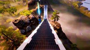 Trials Fusion's latest video looks at four-person racing and score-based tricks.