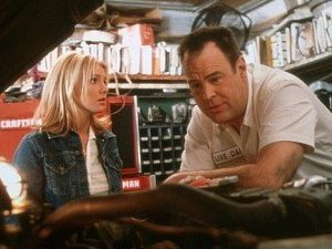 Dan Aykroyd & Britney Spears in Crossroads (2002)