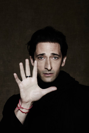 Save the Children campaign - Adrien Brody