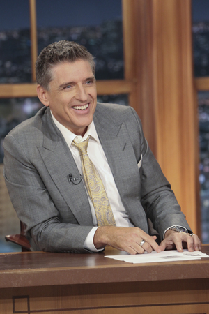 Craig Ferguson hosting The Late Late Show