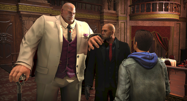 Kingpin in The Amazing Spider-Man 2 video game