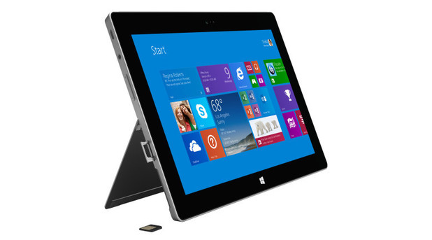 Microsoft's Surface 2 (4G) Windows RT 8.1 tablet