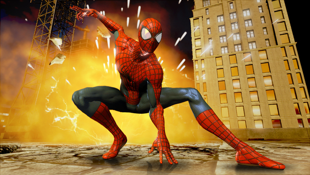 The Amazing Spider-Man 2 game screenshots feature Kraven ...