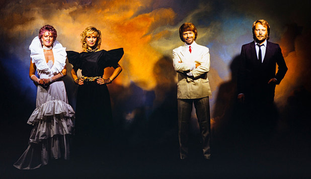 ABBA in 1982