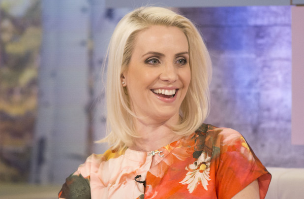Claire Richards Claire Richards on Loose Women