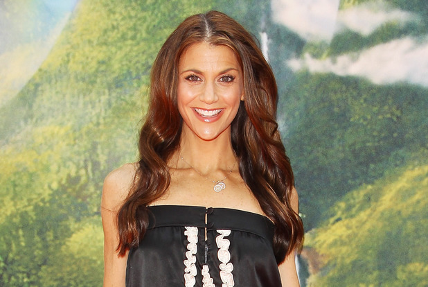 Samantha Harris at the Los Angeles Premiere of Disney's 'The Pirate Fairy'