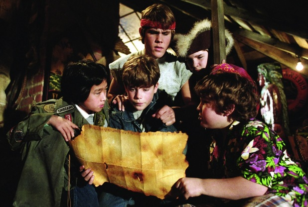 Still from 'The Goonies'