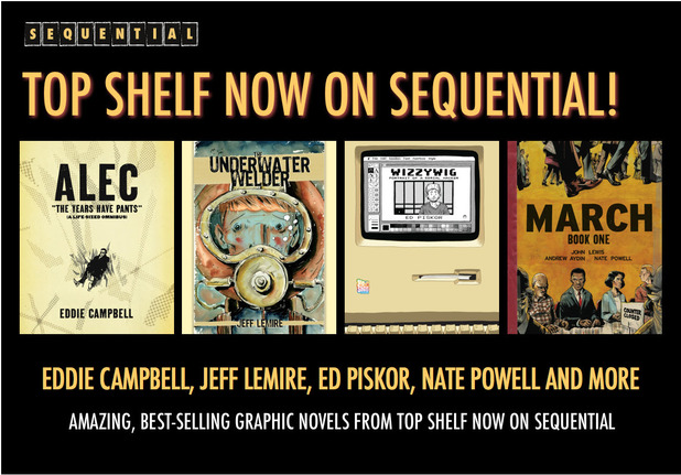 Sequential Top Shelf Titles