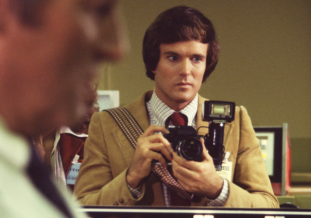 Nicholas Hammond as Peter Parker in The Amazing Spider-Man (1977)