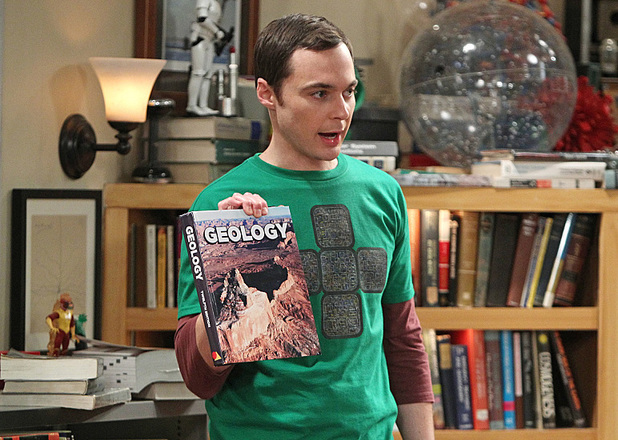 Jim Parsons as Sheldon in The Big Bang Theory: 'The Relationship Diremption'