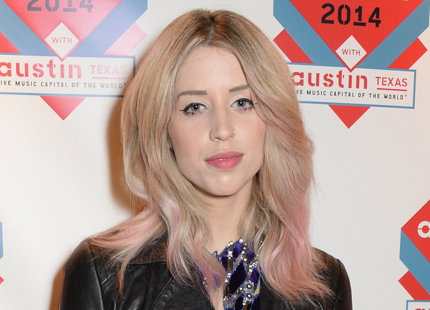 Peaches Geldof attends the annual NME Awards