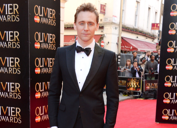 Tom Hiddleston, Laurence Olivier Awards,