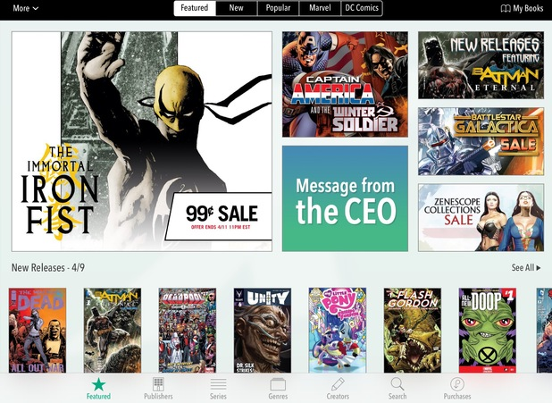 comiXology screen grab