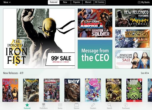 comiXology screen grab
