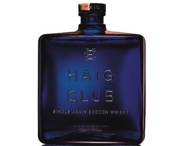 David Beckham's Haig Club whiskey made in association with Diageo