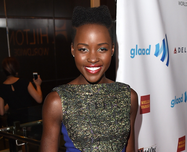 Lupita Nyong'o Star Wars Episode 7