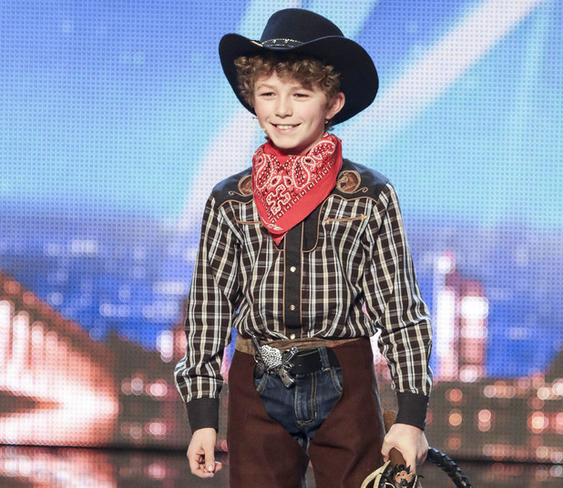 Britain's Got Talent act Edward Pinder auditions