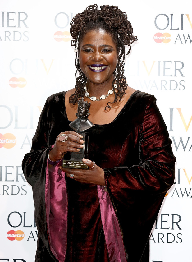 Sharon D Clarke - Best Supporting Actress!