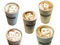 BGT judges get frothy coffee portraits