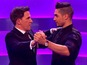 Rob Brydon learns to tango with celebs