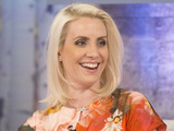Claire Richards on Loose Women