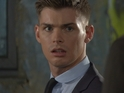 Ste is at the end of his tether in Hollyoaks tonight.