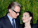 Winona Ryder, Bill Nighy and Sir David Hare cuddle up on the red carpet.