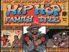Hip Hop Family Tree monthly is a first for Fantagraphics