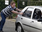 EastEnders: Ian Beale distraught over Cindy - spoiler pictures