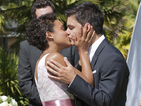 Neighbours wedding, Home and Away discovery - spoiler pictures