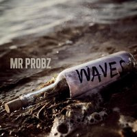 Mr Probz 'Waves' single artwork.
